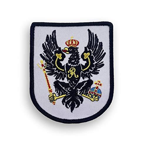 Preußen Flagge B&eswehr Fun Patch
