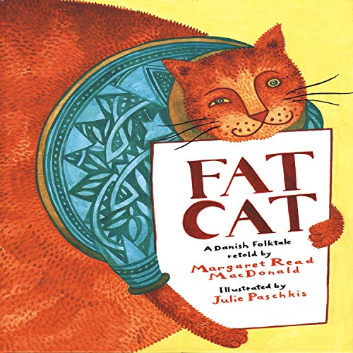 Fat Cat and Friends audiobook cover art