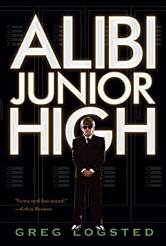 Alibi Junior High by [Greg Logsted]