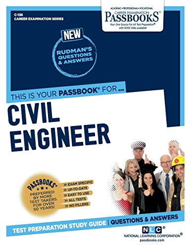 Civil Engineer (136) (Career Examination Series)