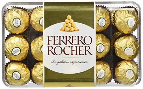 Ferrero Rocher Bombones - 375 gr