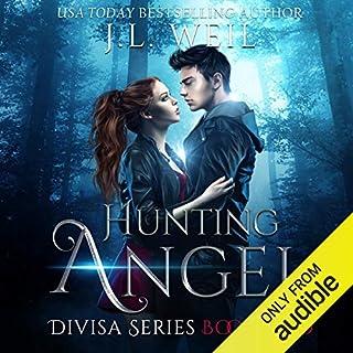 Hunting Angel audiobook cover art