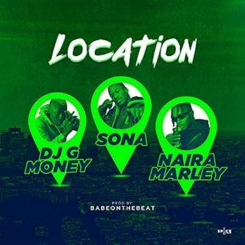 Location (feat. Sona, Naira Marley) [Main Version]