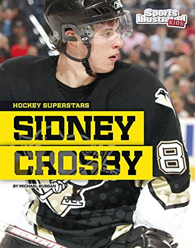Sidney Crosby (Hockey Superstars) by Michael Burgan (2015-01-01)