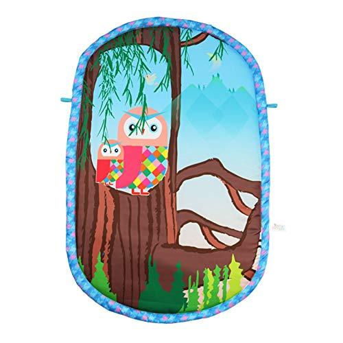BPAEPFGG Tapis D'éveil Jungle Bébé Couverture De Jeu pour Bébé, Éducation Précoce 0-2 Ans, Tapis De Bébé Rampant avec Hochet BB
