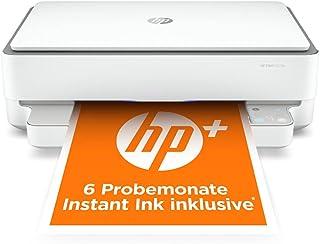 HP ENVY 6020e Multifunktionsdrucker (HP+, Drucker, Scanner, Kopierer, WLAN, Airprint) inklusive 6 Monate Instant Ink