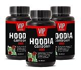 hoodia hoodia gordonii - Powerful HOODIA GORDONII 2000 Mg - Hoodia hoodia gordonii Tincture Extract - Hoodia gordonii Pure - Hoodia gordonii Pills - 3 Bottles 180 Tablets