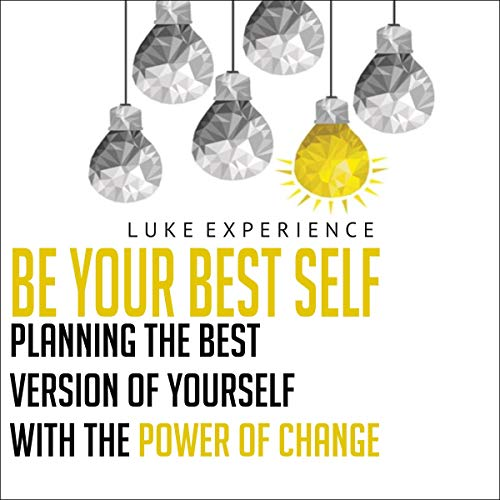 Be Your Best Self 1 audiobook cover art
