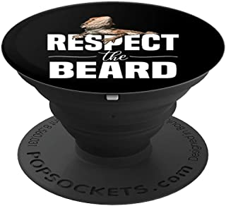 Bearded Dragon Funny Reptile Quote PopSockets Grip and Stand for Phones and Tablets