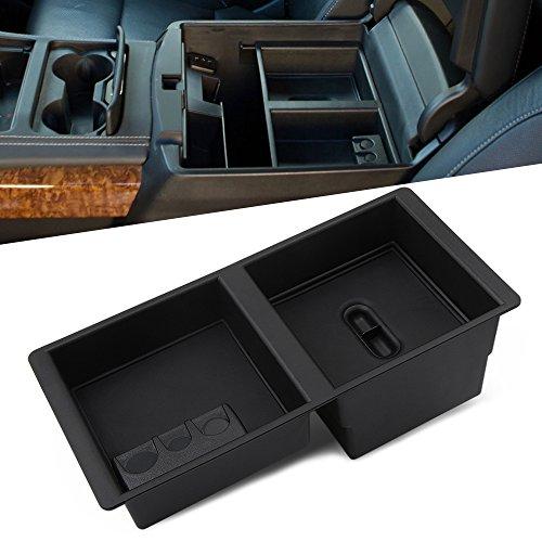 ROCCS Tesla Model 3 Center Console Organizer Interior Center Coin Tray Armrest Storage Box for 2017 2018 2019 Tesla Accessories Model 3
