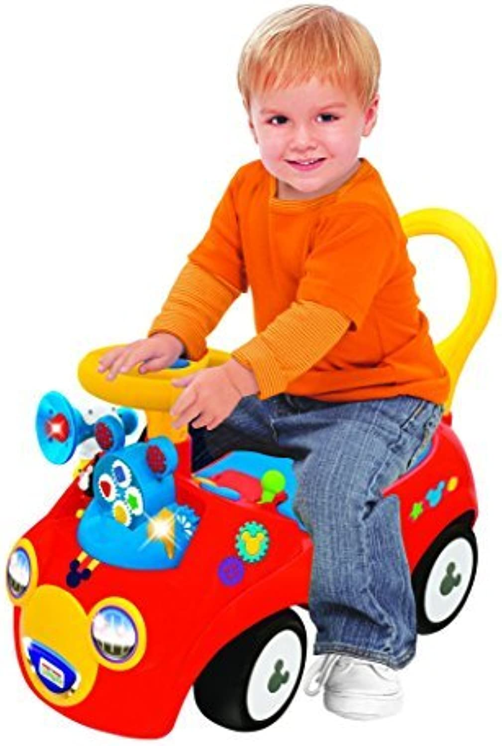 Disney 4-in-1 Mickey Activity Gears Ride On by Disney
