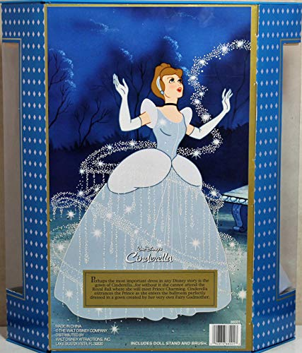 Walt Disney Cinderella Disney's Classic Doll Collection