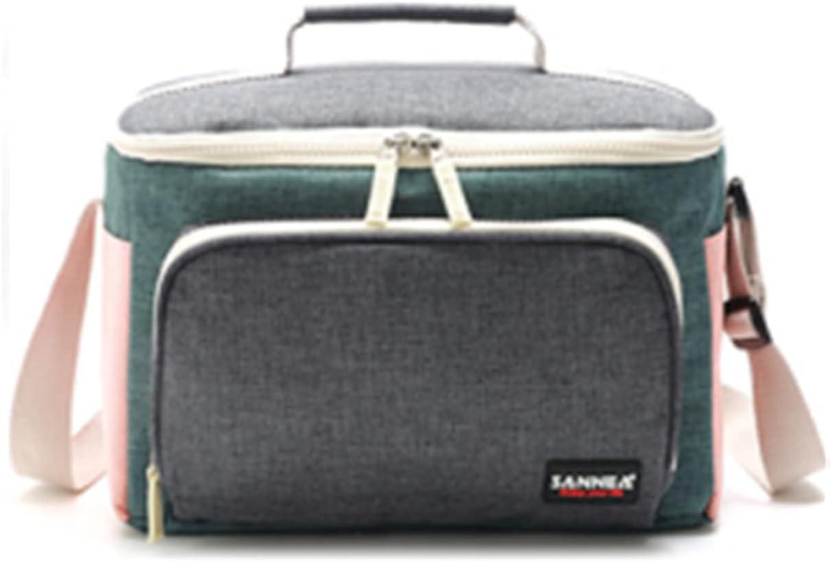 HSRWARE Picnic Branded goods Bag Insulation Insulatio Box Lunch Portable Sale item