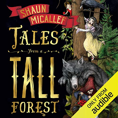 Tales from a Tall Forest cover art