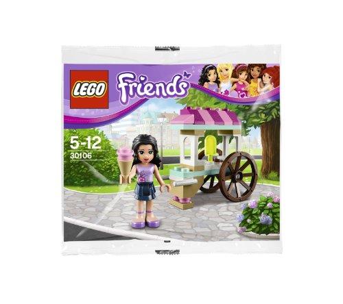 Lego Friends Eisstand mit Emma 30106