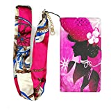 PU Leather Case for Thomson Delight Th201 Case Stand Cover