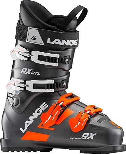 Lange Herren Skischuhe RX Rtl (Anthrazit-Orange) Größe 49 – Grau, grau, 24.5