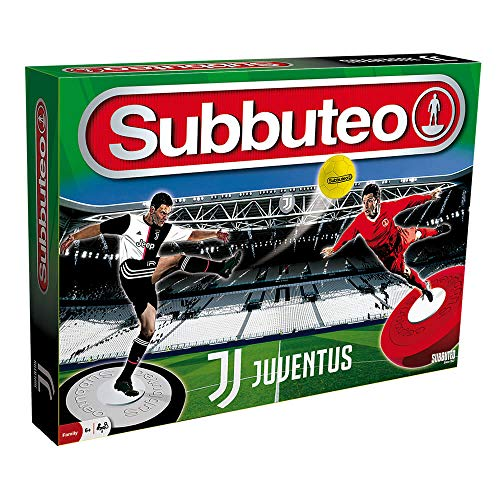 Eleven Force Subbuteo Playset Juventus FC Edizione 2019/20