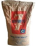 BENTONITE 7 C Super Ventilata Uso Agricolo Sacco da 25 kg consentita in Agricoltura Biologica