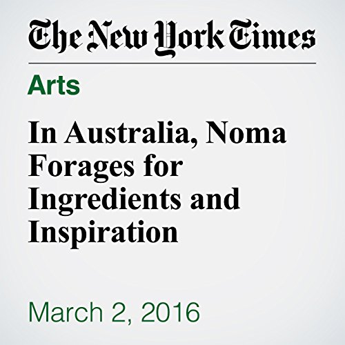 In Australia, Noma Forages for Ingredients and Inspiration cover art