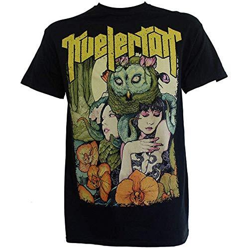 Authentic Kvelertak Self Titled Debut Album Cover Art T-ShirtNew
