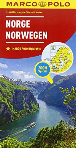 Norvegia 1:800.000