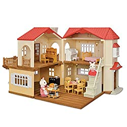 Image of Calico Critters Red Roof...: Bestviewsreviews