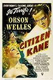 PostersAndCo TM Citizen Kane Film Rqfo-Poster/Reproduktion