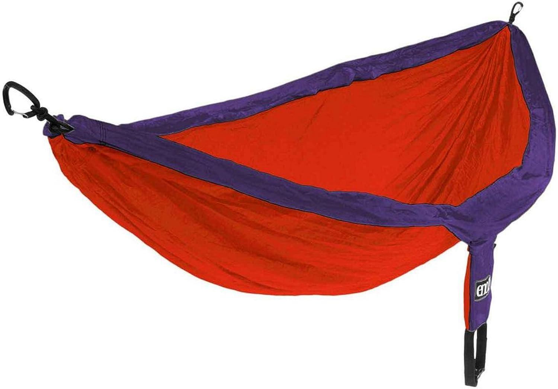(orange purple)  ENO Eagles Nest Outfitters  DoubleNest Hammock