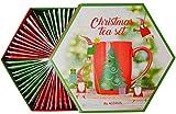 ACORUS Christmas Tee Set - »Weihnachtstee« Geschenk-Set (60 Teebeutel)