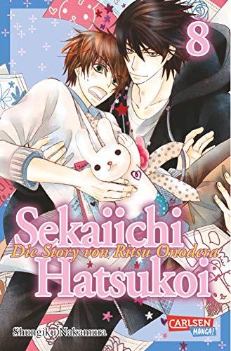 Sekaiichi Hatsukoi 08