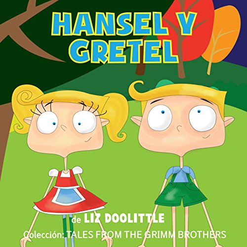 Hansel y Gretel [Hansel and Gretel] audiobook cover art