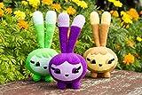 Squeaky Peepers , Mi , So, Ti , Abby Hatcher Fuzzly plush , handmade soft toys