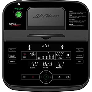 Life Fitness E1TC-XX00-0106 E1 Cross-Trainer with Track Connect Console