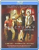 Sanctuary: The Complete Fourth Season [Blu-ray]