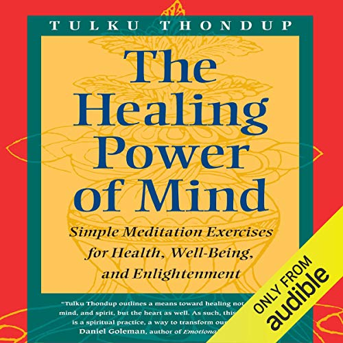 The Healing Power of Mind audiobook cover art