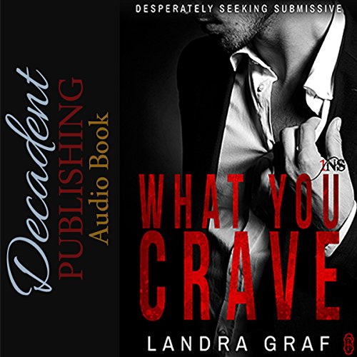 What You Crave audiobook cover art