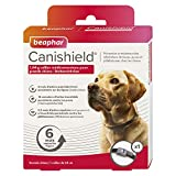 BEAPHAR - CANISHIELD 1,04 g – 1 collier antiparasitaire pour grands...