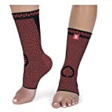 Ankle Braces Plantar Fasciitis Socks - Ideal Ankle Compression Sleeve for Ankle Support