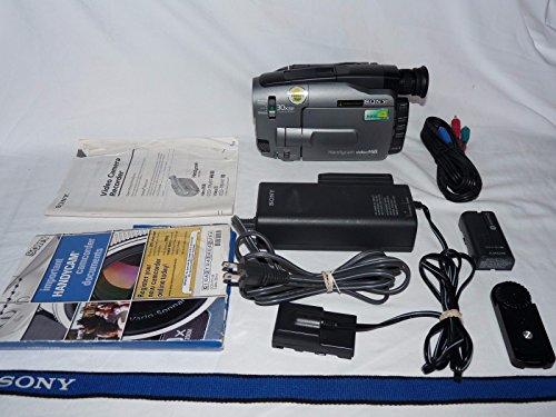 hi8 camcorders Sony Handycam CCD-TRV81 Hi8 S Video Camera Recorder Camcorder CCD Precision NTSC