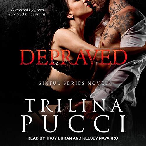 Depraved cover art