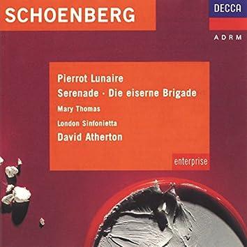 Schoenberg: Pierrot Lunaire / Serenade