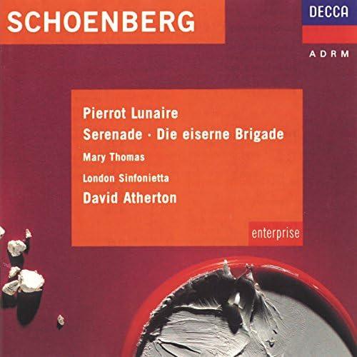 Mary Thomas, John Shirley-Quirk, London Sinfonietta & David Atherton