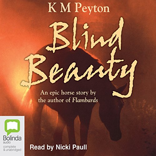 Blind Beauty audiobook cover art