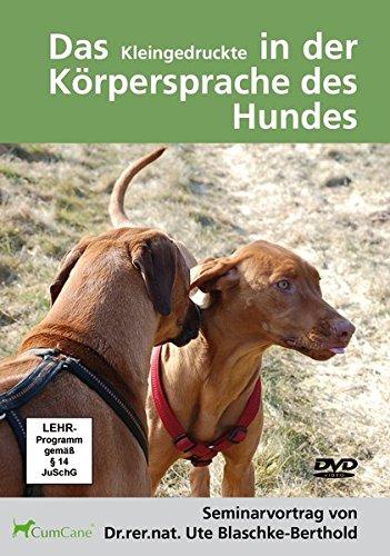 Das Kleingedruckte in der Körpersprache des Hundes [2 DVDs]
