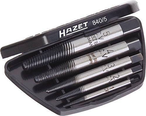 HAZET 840/5 Screw Extractor Set - Multi-Colour by Hazet