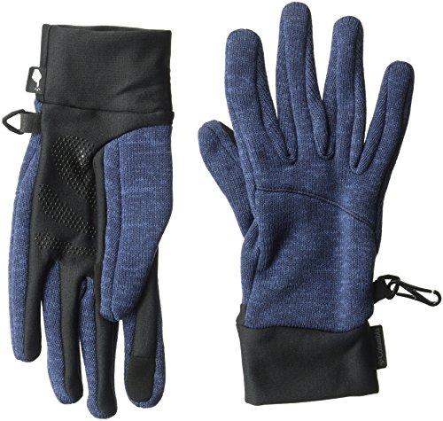 Columbia Handschuhe für Damen, W Darling Days Glove, Polyester, Blau (Nocturnal/Black), Gr. XL, 1742581