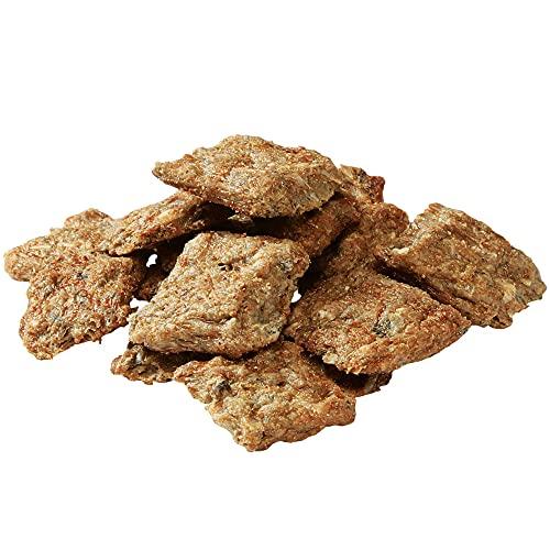 Schecker Dogreform Lot de 1 paquet de 500 g de saumon frais de capture à 85 % - Convient également pour les chiens souffrant d'allergies et d'estomac - problèmes intestinaux
