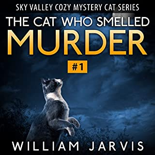 The Cat Who Smelled Murder cover art