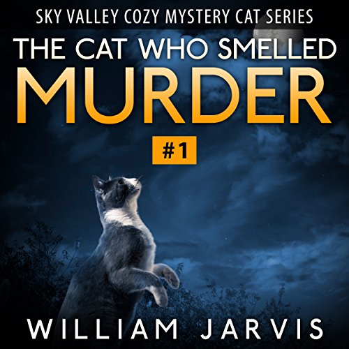 The Cat Who Smelled Murder audiobook cover art